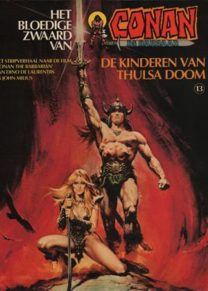 Conan 13 - De kinderen van Thulsa Doom
