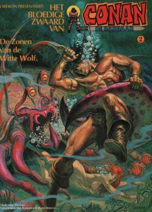 Conan 2 - De zonen van de Witte Wolf