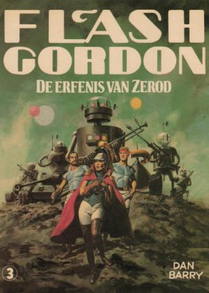 Flash Gordon 3 - De erfenis van Zerod
