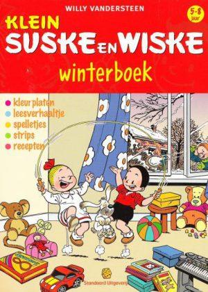 Klein Suske en Wiske Winterboek