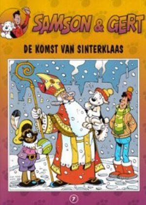 Samson en Gert 7 - De komst van Sinterklaas