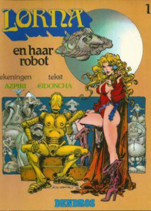 Lorna 1 - En haar robot (1e druk 1983)