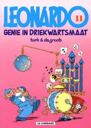 Leonardo 11 - Genie in driekwartsmaat