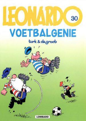 Leonardo 30 - Voetbalgenie