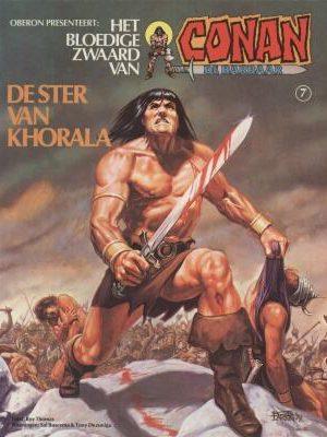 Conan 7 - De ster van Khorala