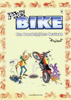 Phil Bike 1 - Een bande(n)loos bestaan