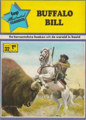 Buffalo Bill 32 - Classics (1ste Druk 1971)