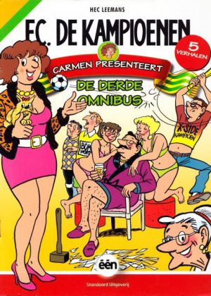F.C. De Kampioenen - Carmen presenteert: Derde omnibus