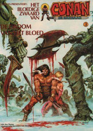 Conan 3 - De droom van het bloed