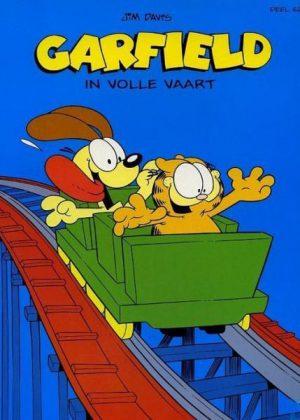 Garfield deel 62 - in volle vaart