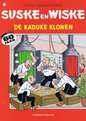 Suske en Wiske 289 - De kaduke klonen
