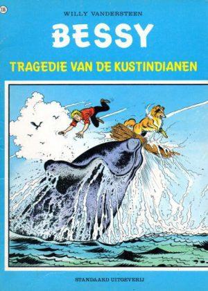 Bessy 136 - Tragedie van de kustindianen