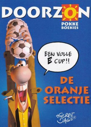 Doorzon Pokkeboekies: De oranje selectie