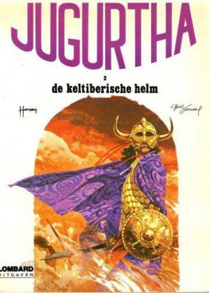 Jugurtha 2 - De Keltiberische helm