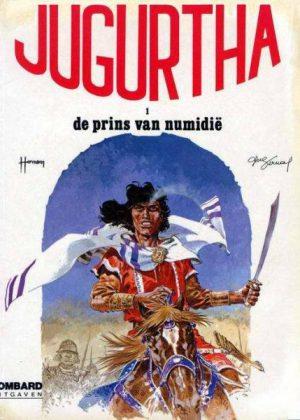 Jugurtha 1 - De prins van Numidië