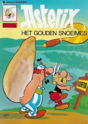Asterix - Het gouden snoeimes (Dargaud)