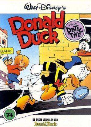Donald Duck 74 – Als detective
