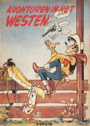 Lucky Luke 4 - Avonturen in het westen (1977)