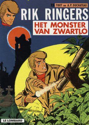 Rik Ringers - Het monster van Zwartlo