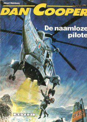 Dan Cooper 29 - De naamloze pilote (1e druk 1982)