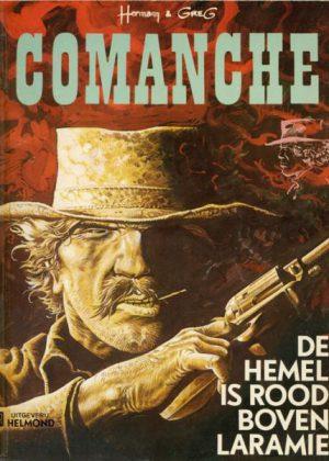 Comanche - De hemel is rood boven Laramie