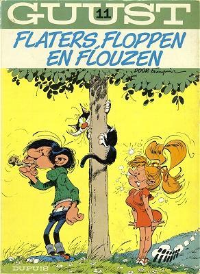 Guust 11 - Flaters, Floppen en Flouzen (zgan)