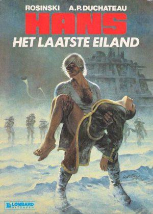Hans 1 - Het laatste eiland (1e Druk)