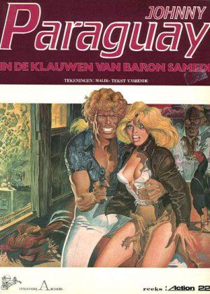 Johnny Paraguay 1 - In de klauwen van baron Samedi (1e Druk)