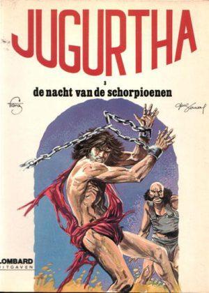 Jugurtha 3 - De nacht van de schorpioenen
