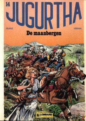 Jugurtha 14 - De maanbergen