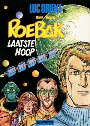 Luc Orient 15 - Roebak laatste hoop
