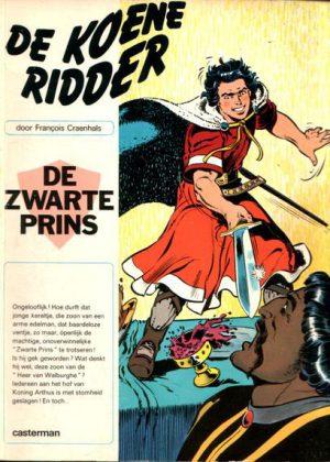 De Koene Ridder - De zwarte prins