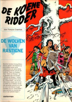 De Koene Ridder - De wolven van Rastigne