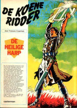 De Koene Ridder - De heilige harp