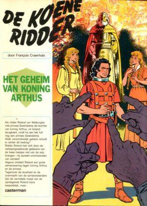 De Koene Ridder - Het geheim van Koning Arthus