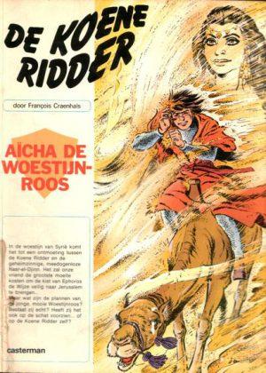 De Koene Ridder - Aïcha de woestijnroos