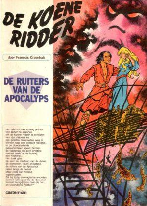 De Koene Ridder - De ruiters van de apocalyps