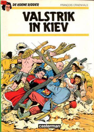 De Koene Ridder - Valstrik in Kiev