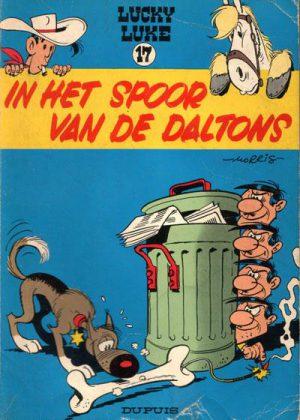 Lucky Luke 17 - In het spoor van de Daltons (1970)