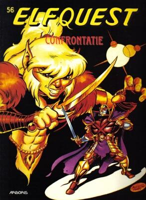 Elfquest 56 - Confrontatie