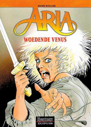 Aria 13 - Woedende Venus