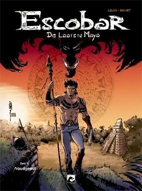 Escobar - De laatste Maya (HC)