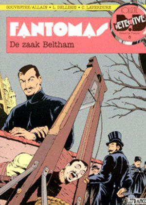 Fantomas - De zaak Beltham