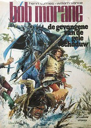 Bob Morane - De gevangene van de gele schaduw