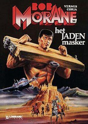 Bob Morane 24 - Het jaden masker