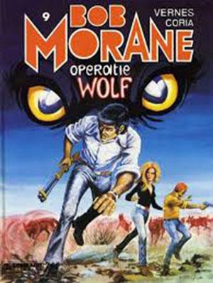 Bob Morane - Operatie Wolf