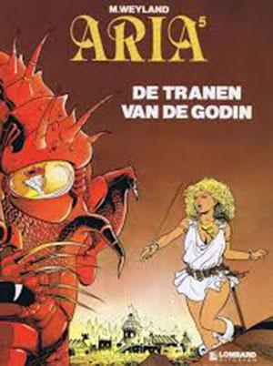 Aria 5 - De tranen van de godin