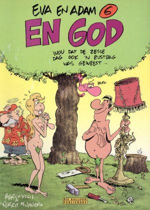 Eva en Adam 6 - En God Wou Dat De Zesde Dag Ook Een Rustdag Was Geweest