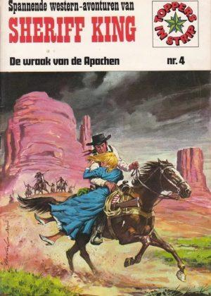 Sheriff King 4 - De wraak van apachen