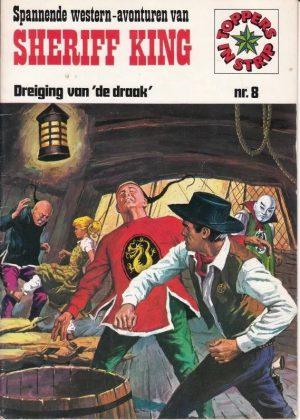 Sheriff King 8 - Dreiging van 'de draak'